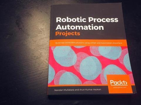 RPA Projects Book