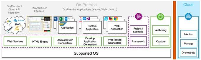 SAP IRPA Architecture