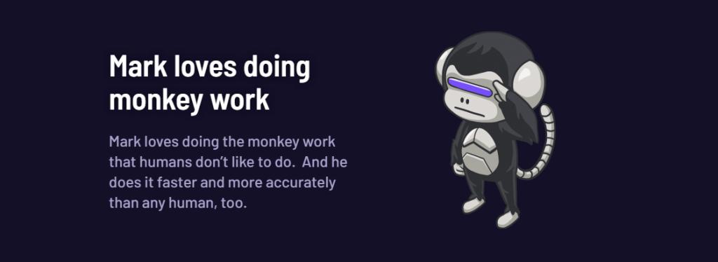 Robocorp - Mark the monkey