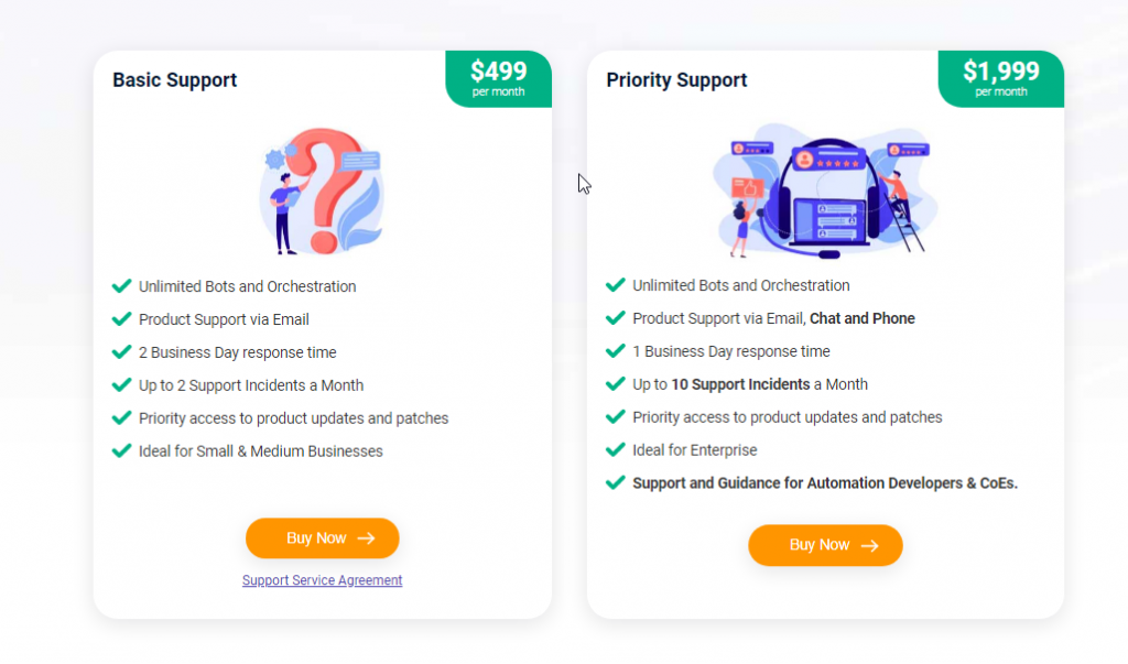 OpenBots pricing